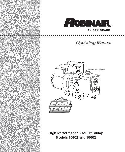 Le jeu du nombre en image... (QUE DES CHIFFRES) - Page 4 Robinair-SPX-15402-15602-High-Performance-Vacuum-Pump-Models-CoolTech-Owners-Manual-1