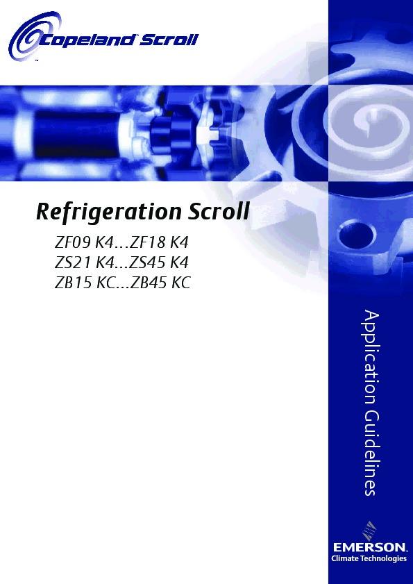 copeland scroll compressor troubleshooting pdf