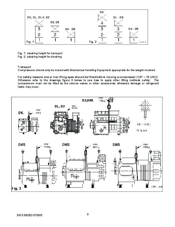 emerson copeland dk dl s series semi hermetic compressor. Black Bedroom Furniture Sets. Home Design Ideas
