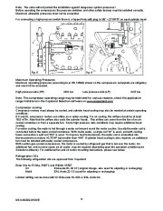Emerson Copeland DK DL S Series Semi Hermetic Compressor Manual page 6