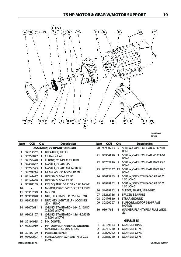 ingersoll rand air compressor manual pdf